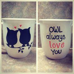 Owl+coffee+mug+by+sarahmarie28+on+Etsy,+$14.00