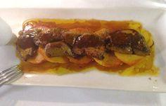 Caruso, începutul promițător al unui restaurant cu dichis - FoodCrew Foie Gras, Beef, Restaurant, Food, Meat, Diner Restaurant, Essen, Ox, Restaurants