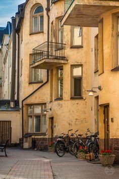 Helsinki, Finland, Sidewalk, Traveling, Europe, Street, Board, Viajes, Pictures
