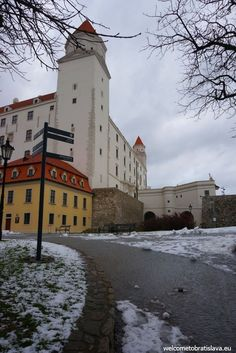 For those who can brave the cold and like the idea of walking through a snowy wonderland, we recommend to check these tips how to enjoy winter in Bratislava Beautiful Castles, Czech Republic, Poland, Bratislava Slovakia, Germany, Explore, Mansions, Palaces, House Styles