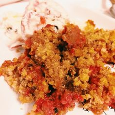 Summer Berry Gratin, America's Test Kitchen Family Cookbook, pg. 631