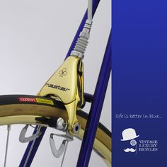 COLNAGO MASTER FIRST GEN + CAMPAGNOLO C RECORD + CINELLI + GOLD = COLNAGOLD 3