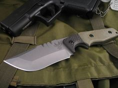 tactical custom knives - Google Search