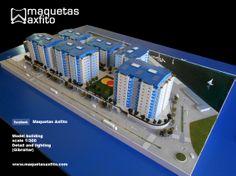 Model building to Maquetas Axfito