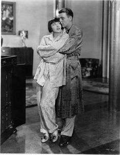 """Colleen Moore In """"Why Be Good?"""" (1929). This is just too adorable."""