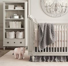 Chambray Elephant | Animals | Restoration Hardware Baby & Child