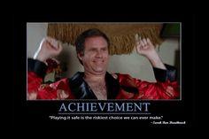 Achievement gif motivational poster