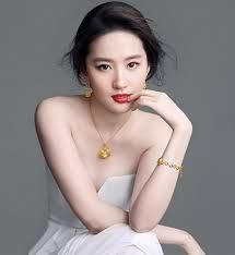 """is a Chinese actress, model and singer. Liu is widely known as """"Fairy Sister"""" in the entertainment industry for her sweet and delicate image. Wuhan, Pretty Asian, Beautiful Asian Women, Vogue China, Poker Online, Cute Asian Girls, Stunningly Beautiful, Model Agency, Asian Woman"""