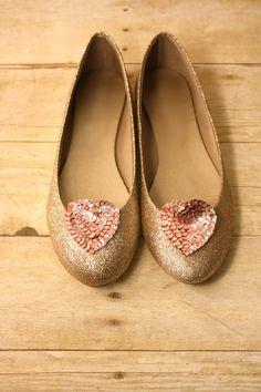 Clips à chaussures