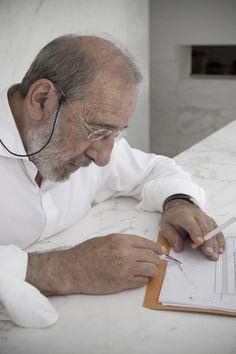 Kenzo Tange, Philip Johnson, Architecture People, Amazing Architecture, Oscar Niemeyer, Frank Gehry, Christian De Portzamparc, Famous Architects, Portraits