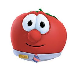 """Bob the Tomato as Phillp in """"Merry Larry and the True Light Of Christmas Kevin Michael Richardson, Can You Find It, Trey Parker, Matt Stone, Veggietales, Cartoon Wallpaper Iphone, Smileys, South Park, Spirit Animal"""