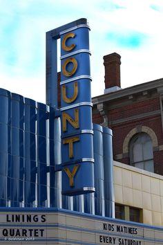 County Theater Doylestown.  www.centralbucksproperties.com