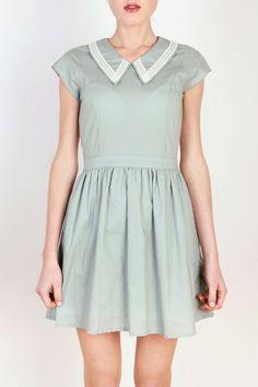 Tiralahilacha mint dress