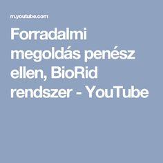 Forradalmi megoldás penész ellen, BioRid rendszer - YouTube