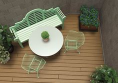 Fence and deck styles and ideas gallery home depot for Home depot deck design software canada