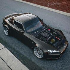 #Honda_S2K #S2000 #Modified