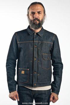 Indigofera Grant Denim Jacket