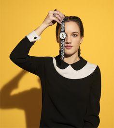 Zanaka la nouvelle création Swatch x Jain