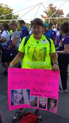 Mackenzie: June Fed Up Rally; from Sandi's Samsung taken by Nancy Daniels