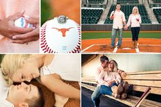definitely having baseball engagement pictures...