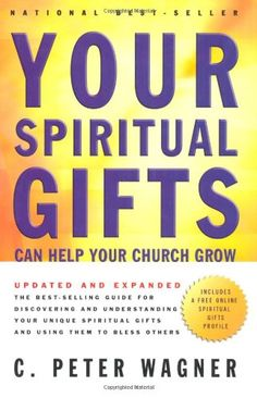 Spiritual gifts tests website has test to determine what your another spiritual gift inventoryintroduction negle Image collections