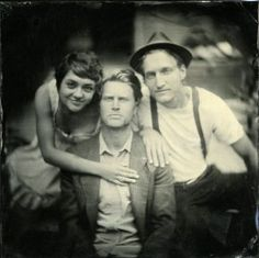 The Lumineers--one of the best performers I've ever seen!