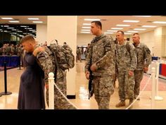 """You just gotta love Elizabeth Laird, who is known at Fort Hood as """"The Hug Lady."""""""