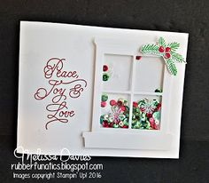 Stampin' Up! Peace This Christmas by Melissa Davies @rubberfunatics #stampinup #rubberfunatics #peacethischristmas