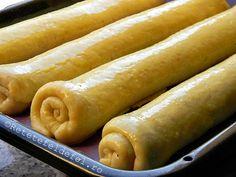 Hot Dog Buns, Hot Dogs, Food Cakes, Cake Recipes, Mac, Bread, Ethnic Recipes, Sweet Treats, Cakes