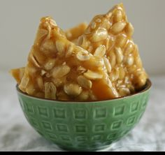 Post image for Peanut Brittle