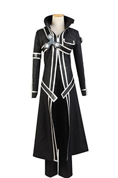 Introducing Cosplaybar Sword Art Online Kazuto Kirigaya Cosplay Costume Mens L. Get Your Ladies Products Here and follow us for more updates!