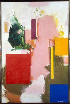 aestheticgoddess:  Summer 1965, Hans Hofmann