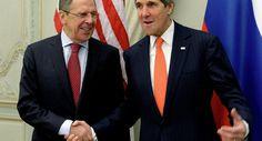 Lavrov: Kerry'nin ziyareti Moskova'nın izole edilemeyeceğini gösteriyor