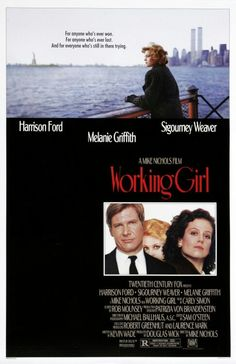 1988 - Armas de mujer (Working Girl) - Mike Nichols