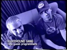 The Bloodhound Gang - Guest Programming Rage The Bloodhound Gang, Rage, Programming, Pop, Videos, Music, Youtube, Cards, Musica