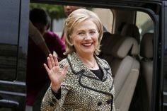 Hillary Clinton Says Start Laughing At Tony Abbott - International Business Times