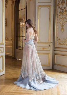 Myrish lace for Lady Margaery - Paolo Sebastian Haute Couture...