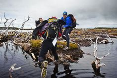 Alexandre Buisse captures the true experience of the 2012 Patagonia Expedition Race - an international sports event combining endurance racing with exploration and discovery