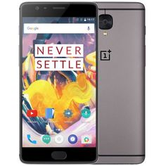 OnePlus 3T  -  $399.99 (coupon OP3TS)
