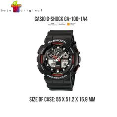 Brand new casio GA 100