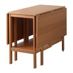 BARSVIKEN Tavolo Con Ribalte IKEA Il Piano Pieghevole Ti Permette Di  Adattare La Misura Del Tavolo
