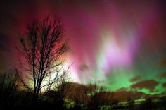These auroras are definitely pure energy! #HealthGoods