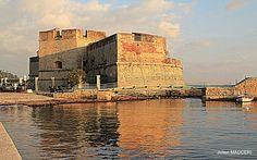 France, Var, Toulon, Le Mourillon, Le Fort Saint Louis
