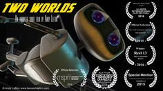 Finding hope in the bleakest of moments.  Two Worlds is a 3D animated short film by Andy Lefton that has evolved over many years with production taking approximately…