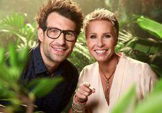 Werden ihre helle Freude mit den Dschungelcampern haben: Sonja Zietlow und Daniel Hartwich