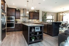 Kitchen allard Showhome