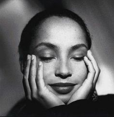 I was a Sade fan since Smooth Operator and I know all the words to her songs...try me