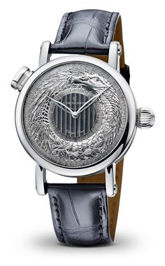 """Chronoswiss """"Ouroboros"""" Only Watch 2015"""