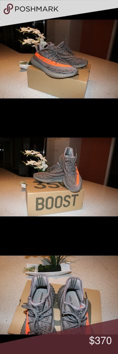 Adidas Yeezy Boost 350 V2 Beluga's Yeezy boost 350 V2 Beluga's  DEADSTOCK Brand new, Never worn  Comes in with a box and everything  Size 10 only one left  Shoot my an offer if interested Leave a comment for my number Yeezy Shoes Sneakers