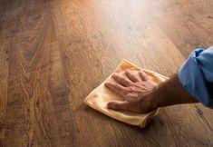 How to Clean Luxury Vinyl Plank Flooring Cleaning Vinyl Plank Flooring, Cleaning Wood Furniture, Luxury Vinyl Flooring, Luxury Vinyl Plank, Wooden Flooring, Hardwood Floors, Parquet Flooring, Wooden Furniture, Wood Floor Polish